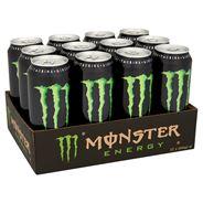 Monster Energy 12 x 500 ml