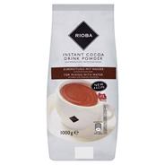 Rioba Cocoa drinkpoeder om te mengen met water 1 kg