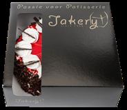 Jakery Assorti taart klassiek 12 punten 1412 gram