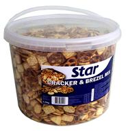 Star Cracker & brezel mix 2,25 kg