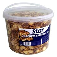 Star Cracker &Brezelmix 2,25Kg