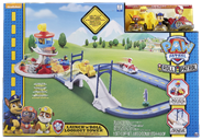 Paw Patrol On a roll deluxe lookout speelset