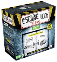 Identity Games Escape room the game