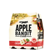 Apple Bandit Cider apple fles 4 x 6 x 300 ml