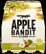 Apple Bandit Cider pear fles 4 x 6 x 300 ml