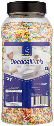 Horeca Select Decocelli mix 800 gram