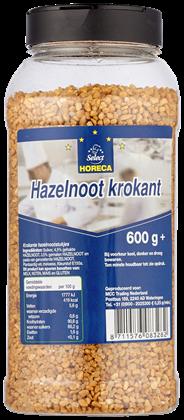 Horeca Select Hazelnoot krokant 600 gram