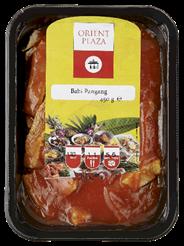 Orient Plaza Babi pangang 450 gram