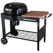 Tarrington House Houtskoolbarbecue + zijtafel