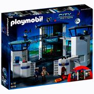 Playmobil 6919 Politiebureau met gevangenis