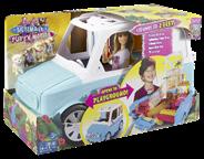 Mattel Barbie Puppy voertuig