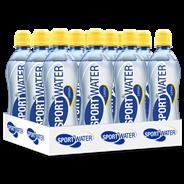 AA Drink Sportwater lemon PET 12 x 500 ml