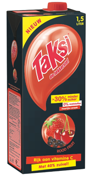 Taksi Rood fruit 1,5 liter