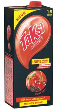 Taksi Rood fruit 8 x 1,5 liter