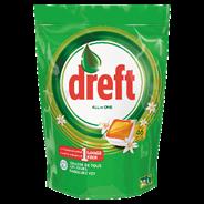 DREFT ADW ORIG ORANGE 46CT