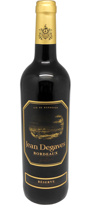 Jean Degaves Bordeaux Reserve 75 cl