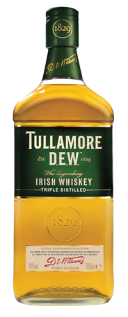 Tullamore Dew Irisch whisky 700 ml
