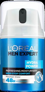 L'Oréal Paris Men Expert Hydra Power 50ml Mannen 50ml vochtinbrengende crème gezicht