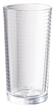 Aro Tumbler Doro glazen 26,5 cl 6 stuks