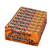 Mentos Choco & caramel 24 rollen