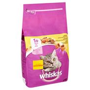 Whiskas 325939 3800g Volwassene Kip droogvoer voor kat