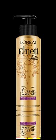 L'Oréal Paris Elnett Crème de Mousse Krullen - 200 ml