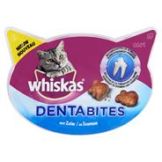Whiskas Kattensnack Dentabites Zalm 40 g