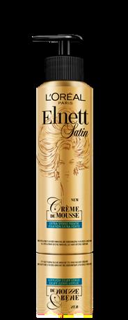 L'Oréal Paris Elnett Crème de Mousse Extra Sterke Fixatie - 200 ml