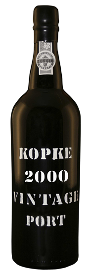 Kopke Vintage port 2000 6 x 750 ml