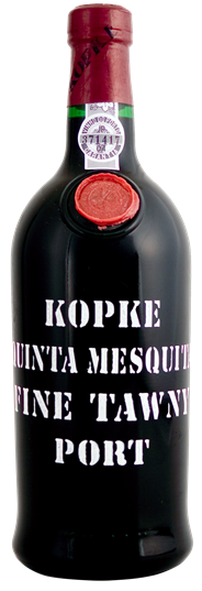 Kopke Quinta mesquita Fine tawny port 6 x 750 ml