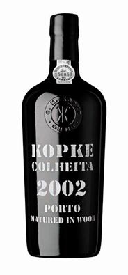 Kopke Colheita port 2002 6 x 750 ml