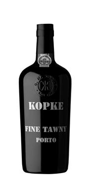 Port Fine Tawny No 18 fles 75 cl