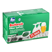 Dr Becher Glasreiniger tabletten 750 gram