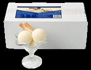 Horeca Select Roomijs met vanille smaak 5 liter