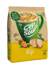 Unox Cup-a-Soup Machinezak Kip 40 x 140 ml