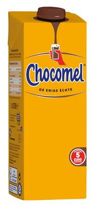 CHOCOMEL VOL UTZ 1L