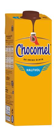 Chocomel halfvol 12 x 1 liter