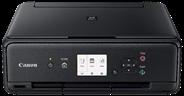 Canon Pixma TS5055 Inkjetprinter A4 Wi-Fi zwart