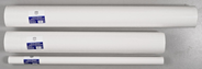 H-Line Damastrol wit 1,0 x 10 meter