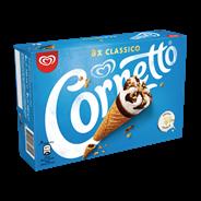 Ola Cornetto classico Mini mix 6 Stuks