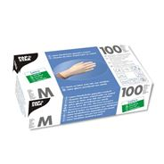 Papstar latex handschoenen gepoederd wit M 100 stuks