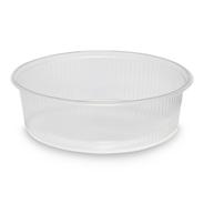 Horeca Select Plastic verpakkingsbekers rond 125 ml 100 stuks