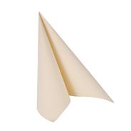 Papstar 11621 Tissuepapier Champagne 50stuk(s) papieren servetten