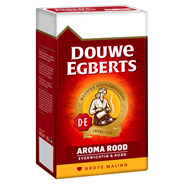 Aroma Rood Koffie Grove Filtermaling