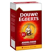 Douwe Egberts Aroma Rood Koffie Grove Maling 500g