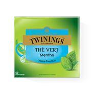Twinings Groene thee munt 50 zakjes