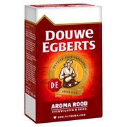 Douwe Egberts Aroma Rood Koffie Snelfilter Maling 250G X24 Shrinkwrapped