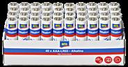 Aro Alkaline AAA 40 stuks