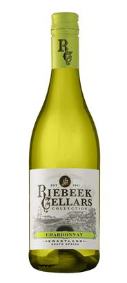Riebeek Cellars Collection Chardonnay 6 x 750 ml