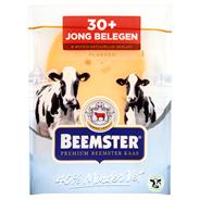 Beemster Premium Kaas Jong Belegen 30+ Plakken 0,150 kg